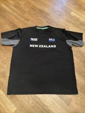 New Zealand Rugby World Cup 2011 T-shirt jersey large