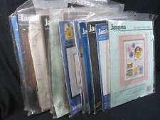 Janlynn Counted Cross Stitch Kits - You Pick - Read Listing