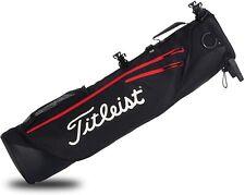 Titleist - Premium Carry Bag - Black/Red/White