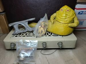 Vintage Kenner Star Wars Jabba The Hutt Playset 1983 Complete!