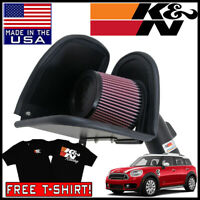 K/&N Performance Intake Kit for 2014-2016 Mini Cooper 1.5 L3 2.0 L4 69-2026TTK
