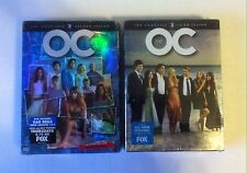Lot 2 THE O.C. - The Complete Second, Third Season 2 3 (DVD, 14 Discs) Sealed