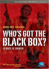 Who's Got the Black Box (1967, DVD) Jean Seberg, Maurice Ronet, Michel Bouquet