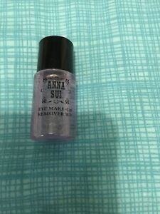 ANNA SUI  Eye Make-up Remover New