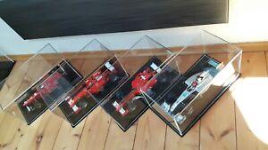 Modellautos Massstab 1:18 konvolut Michael Schumacher Mercedes Ferrari F1