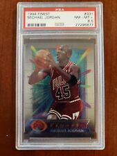 1994-95 Finest Michael Jordan PSA 8.5 #331