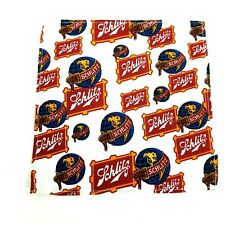 SCHLITZ BEER Cloth BAR NAPKINS 12 Pack. Cotton blend 9x9