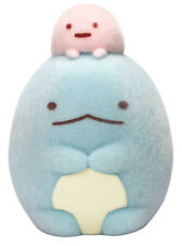 Sumikko Gurashi Fuwamoko Flocked Figure Tokage Tapioca Takara Tomy Finger Puppet