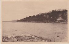 The Castle In Distance & Boathouse, ST. MAWES, Cornwall