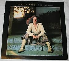 CAROLE KING - ONE TO ONE . (UK, 1982, A1 / B1, ATLANTIC, K 50880 )