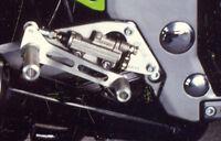 Gimbel Fussrastenanlage für Kawasaki ZZR 1100 '90-'92 Fztyp: ZXT10C
