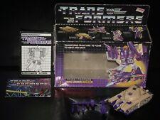 Vintage Hasbro / Takara - Transformers G1 Blitzwing MIB