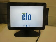 "Elo Esy10i1 Usb Hdmi 10"" Touch Screen Point of Sale Swipe Card , Stand & Ac"