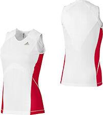 Adidas Supernova Sleeveless Womens Top - White