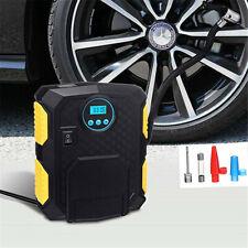 Portable Digital 12V Car Tyre Inflator Electric Air Pump Compressor Automatic
