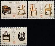 China postfris 2011 MNH 4259-4264 - Historische Stoelen