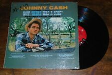 Johnny Cash record album Now, There Was A Song !