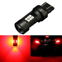 7443 7440 T20 W21/5W 21SMD High Power Super Red LED Brake Tail Turn Light Bulb