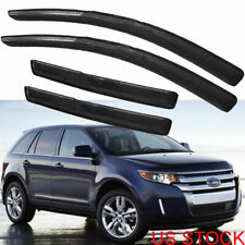 For FORD Edge 2007-2012 Window Visor Rain Sun Guard Vent Shade 2008 2010 4Door