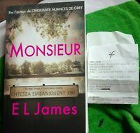 MONSIEUR-J.L.James - Neuf Français