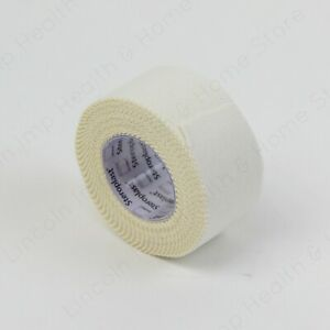 Zinc Oxide ZO Premium Rigid Sports Strapping Tape for Joint Support 2.5cm x 5m