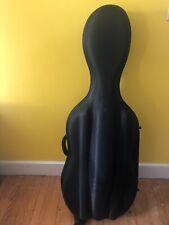 3/4 cello hard case