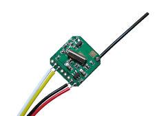 2.4 GHz 8CH Wireless FM AV Transmitter Stereo Audio Video Transmitting TX Module