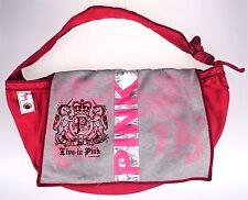 Pink by Victoria's Secret Red Oversized Large Messenger Shoulder Overnight Bag