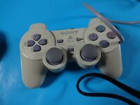 PlayStation 1 PSX PS1 game joy Pad analogue  controller  PAL UK game