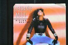 STEPHANIE MILLS PIC SLEEVE PROMO 45 RPM RECORD