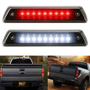 For 2009-2014 Ford F-150 3rd Third Brake Light LED Smoke Rear Reverse Cargo Lamp