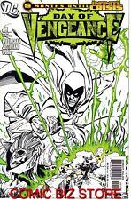 DAY OF VENGEANCE #1 VARIANT (2005) DC COMICS