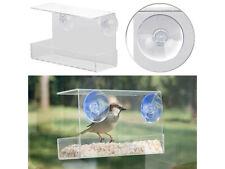 Mangeoire à oiseaux avec fixation par ventouses - Royal gardineer