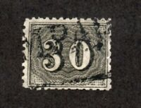 Brazil - SC# 44 Used / Perf ~13 3/4      -      Lot 0920052