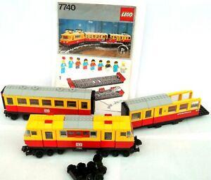 LEGO 12V Train 7740 Spares & Instructions