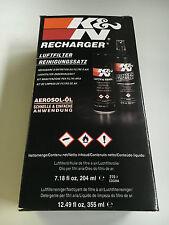 k&n hochleistungsfilter/luftfilter-reinigungssatz
