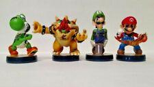 Luigi Bowser Mario Yoshi Amiibo Smash Bros Nintendo Wii, WiiU, 3DS, DS & Switch
