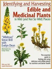 Identifying and Harvesting Edible and Medicinal Plants by Steve Brill: New