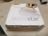 """Mirka FM-612-800 Microstar 5"""" Film-Backed Grip Disc 800 Grit (Qty 50 per pk/bx)"""