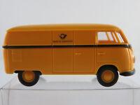 """Brekina VW-Kastenwagen T1a (1952) """"DEUTSCHE BUNDESPOST"""" in gelb/schw.1:87/H0 NEU"""