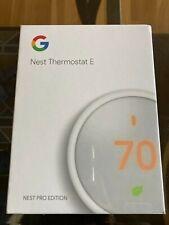 Nest ThermostatE - White