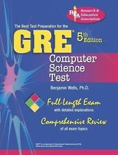 GRE Computer Science (REA) 5th Ed. - The Best Test Prep for the GRE-ExLibrary