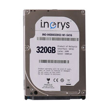 """i.norys 320GB 2,5"""" 9,5mm SATA2 Notebook HDD Festplatte 5400RPM, 16MB Cache"""