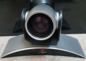 Polycom MPTZ-8 Video Conferencing Camera Including Power Adapter