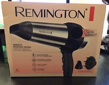 New Remington Impact Resistant Hair Dryer Tourmaline Titanium  Ceramic 1875 Watt