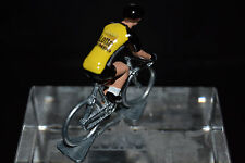 Lotto NL Jumbo 2017 - Petit cycliste Figurine - Cycling figure