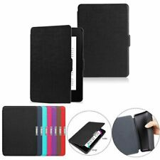Magnetic PU Leather Protective Case Cover For Amazon Kindle Paperwhite1 2 3