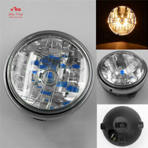 Headlight Halogen Headlamp Fit For CB400 CB500 CB750 CB1000 CB1300 VTEC VTR250