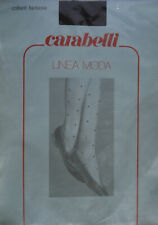 Collant sexy vintage extra fin Carabelli T3 46/48 Sheer Nylon Tights panty Sissy