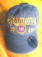 Basecap Germany Baseball Kappe  Adler Souvenir Germany Deutschland